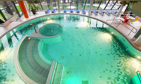 Wohlfuhlen Relaxen Und Wellness Ringhotel Hohenlohe